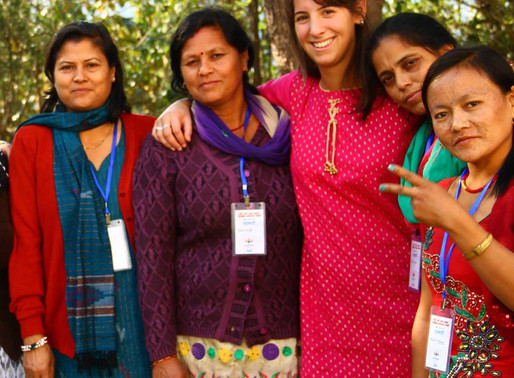 Soltar las riendas e ir a Nepal #HistoriasdeComercioJusto