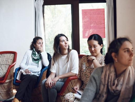 """Entrevista de radio """"tras la experiencia en la india"""" @ El Eco de Tandil"""