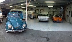 The line up