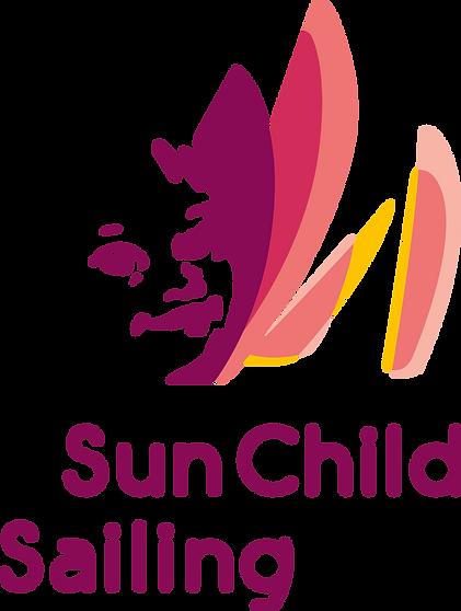 Sun Child Sailing