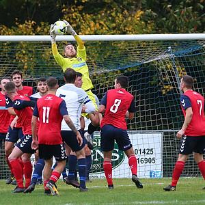 New Milton vs Folland Sports  Wessex League Division 1