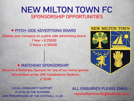 Stadium Sponsorship Opportunities.