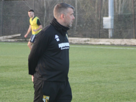 Mark Haynes looks forward to seeing fans back and Pre-Season