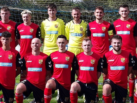 The 2020 Linnets First Team