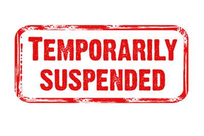 Season Suspended