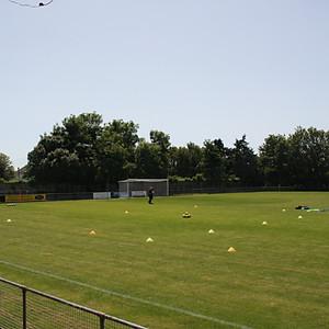 New Milton Town vs Hamworthy United