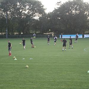 New Milton Town vs Millbrook FC