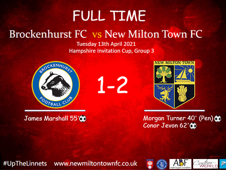 TURNER AND JEVON SEAL ALL 3 POINTS FOR THE LINNETS.