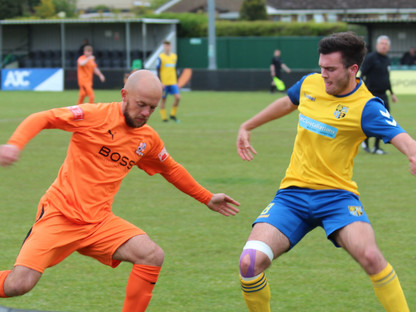 MATCH REPORT: HARTLEY WINTNEY 4-1 NEW MILTON TOWN