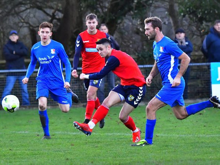 New Milton see off Longlevens AFC
