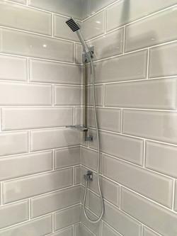 Dual Head Power Shower