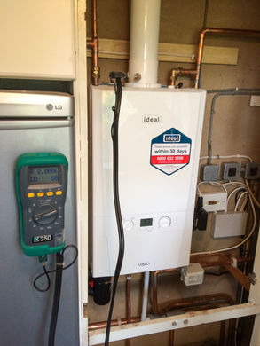 Heat only boiler Ideal.JPG