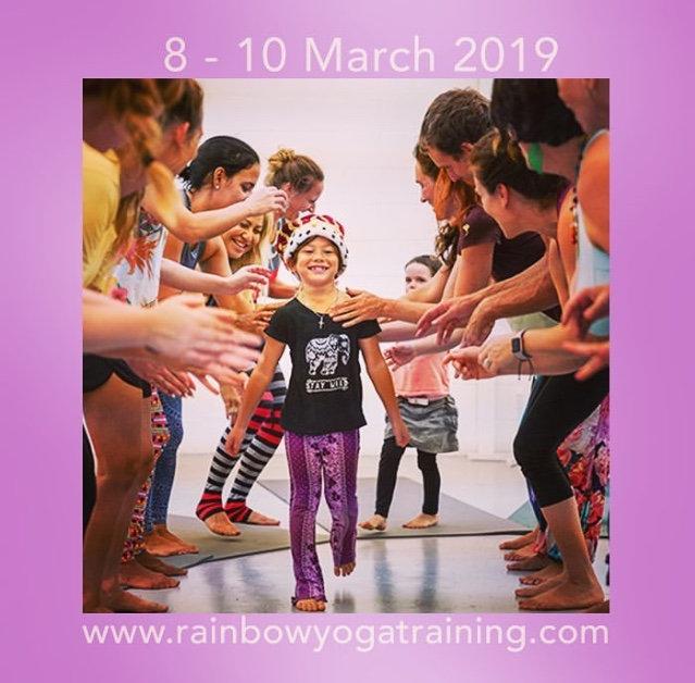 Rainbow Yoga Teacher Training ~ PARIS