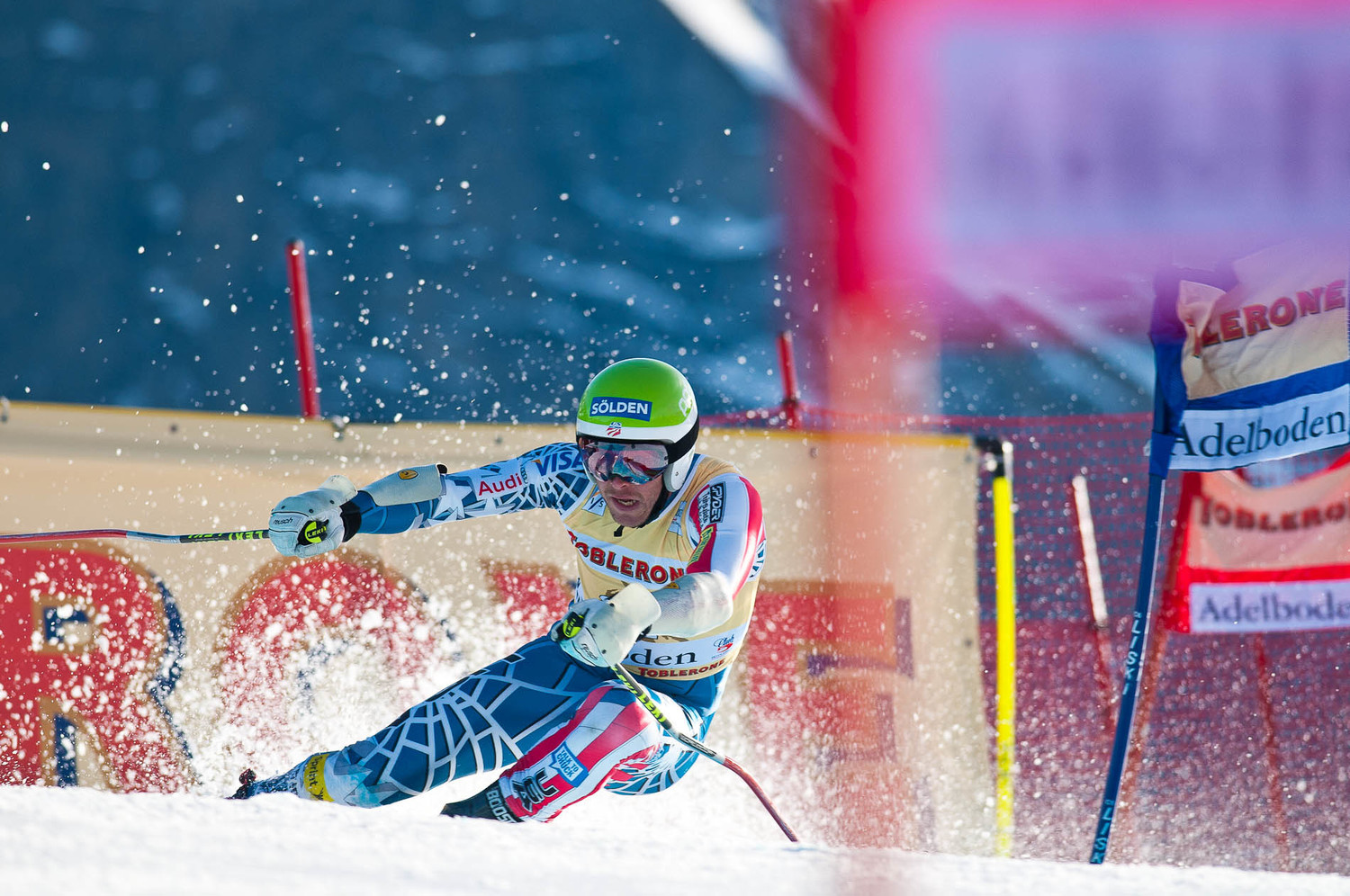 FIS Weltcup Reportage