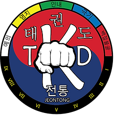 Jeontong TKD Badge.png