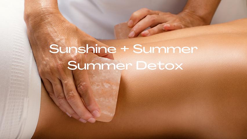Sunshine + Summer = Summer Detox.png