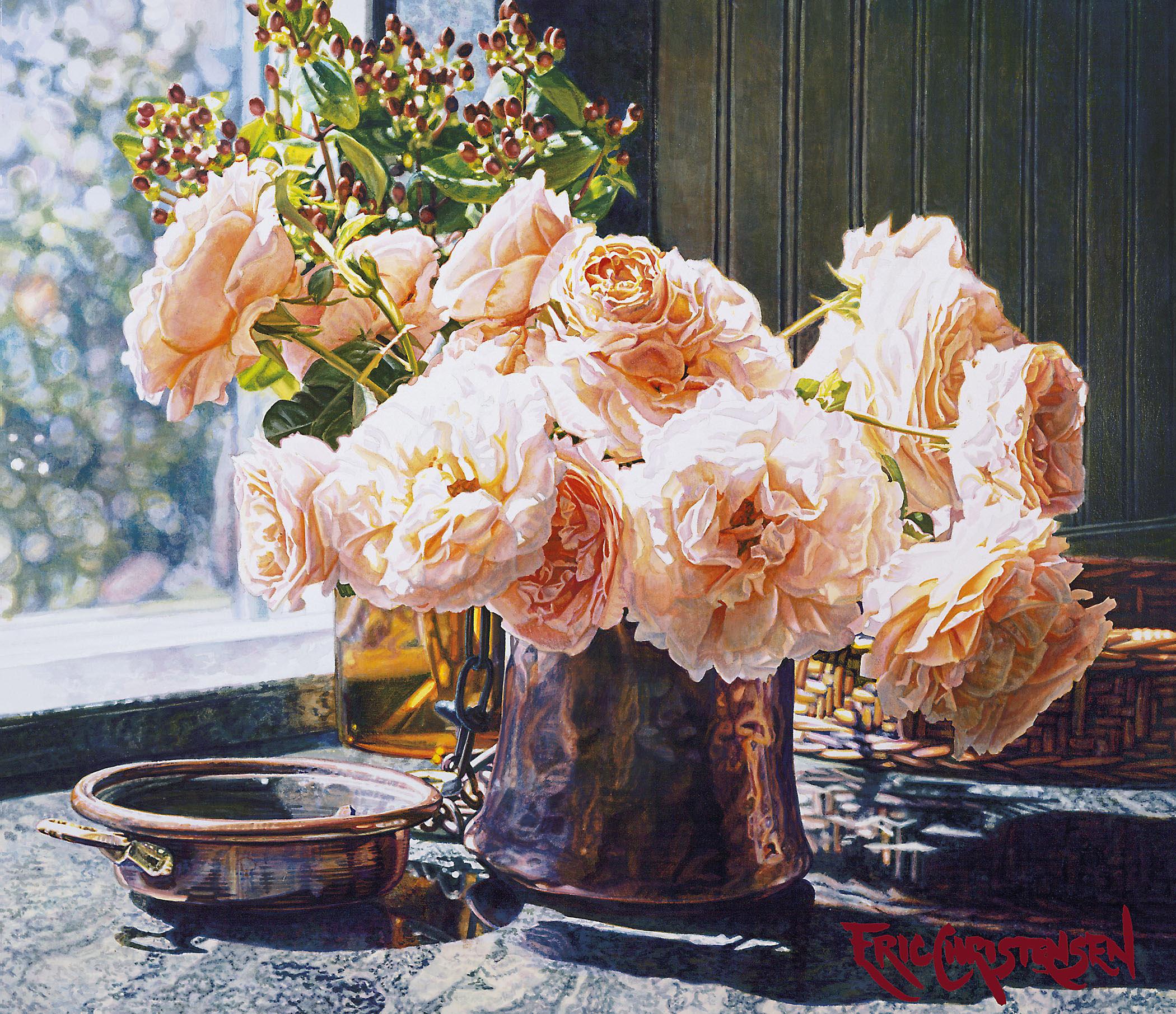 Susan's Roses
