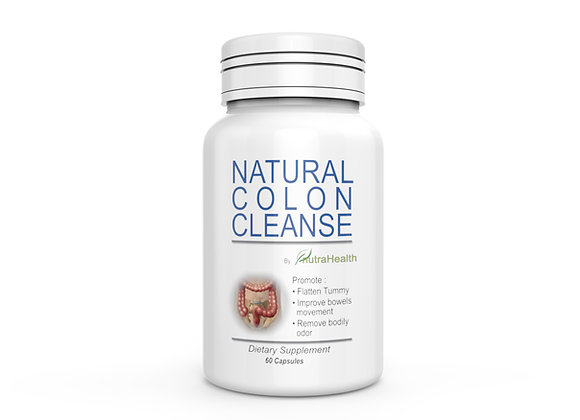 Natural Colon Cleanse (60 capsules)