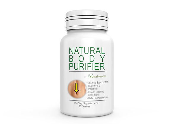 Natural Body Purifier (60 capsules)