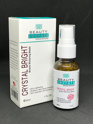 Beauty Secrets CRYSTAL BRIGHT Serum (Free Anti-Oxidant Serum)