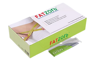 FATZORB (50 sachets) FREE 6 sachets worth $36