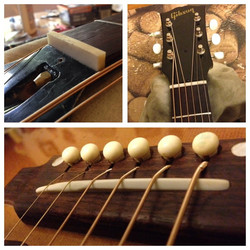 Jordie Lanes' Gibson J-45