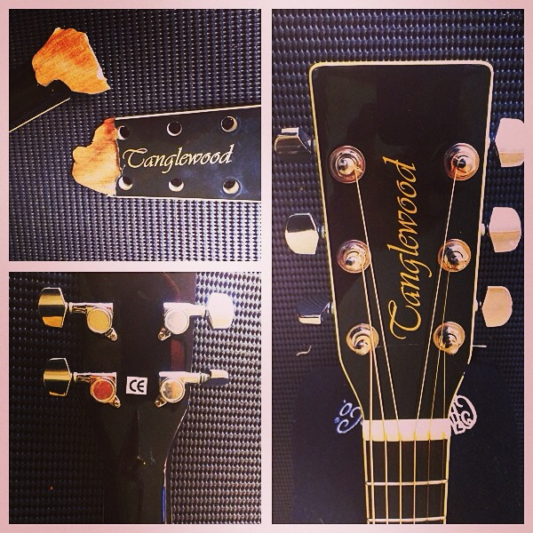 Head stock repair
