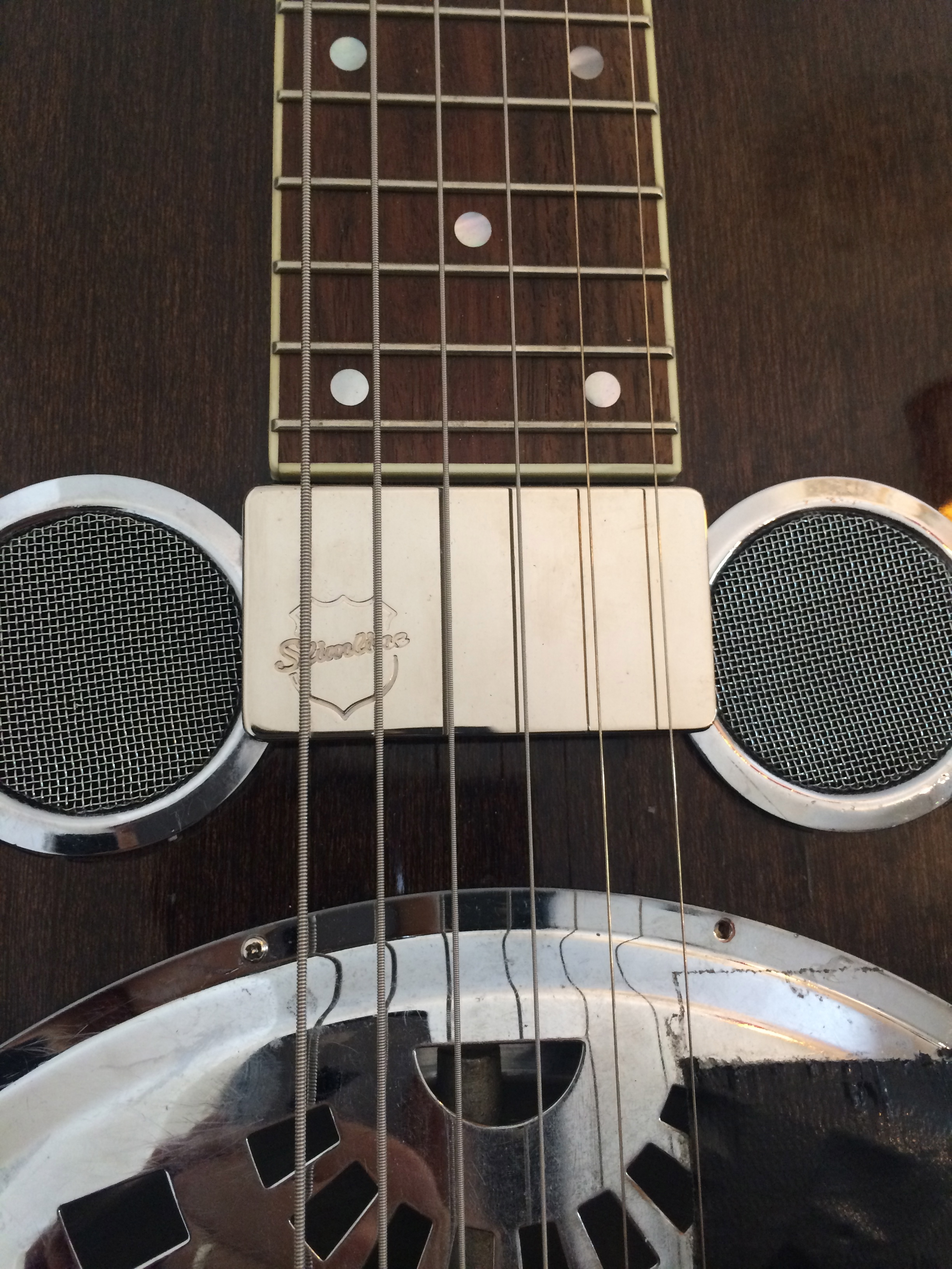 Square Neck Resonator