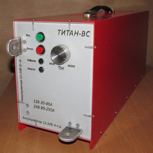 Avtonomnyy svarochnyy apparat 24V