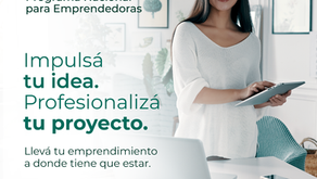 Universidad Siglo 21 y Banco Santander impulsan proyectos emprendedores liderados por mujeres