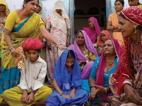 10 millones más de niñas corren el riesgo de contraer matrimonio infantil debido al COVID-19