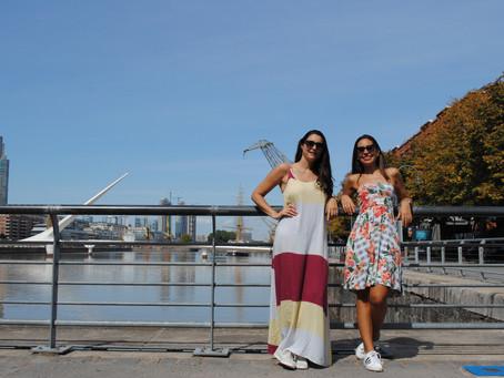 Mujeres Viajeras, una comunidad liderada por dos hermanas, que logró surfear la pandemia