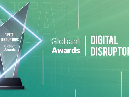 Globant lanza los Digital Disruptors Awards