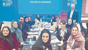 Las mujeres líderes del G20 en acción