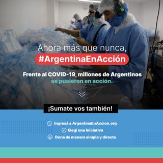 Se lanzó ArgentinaenAcción.org