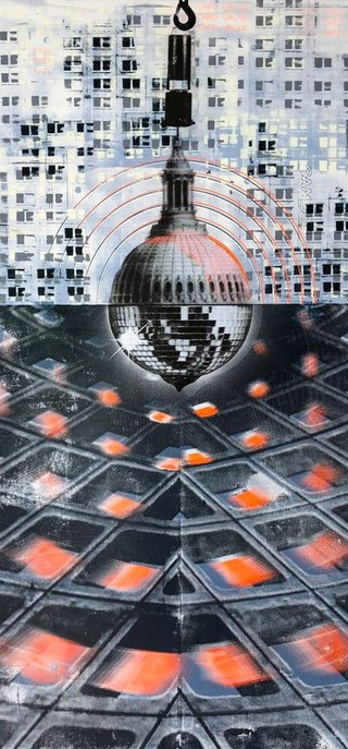 "Michael Crossett, ""District Disco"""