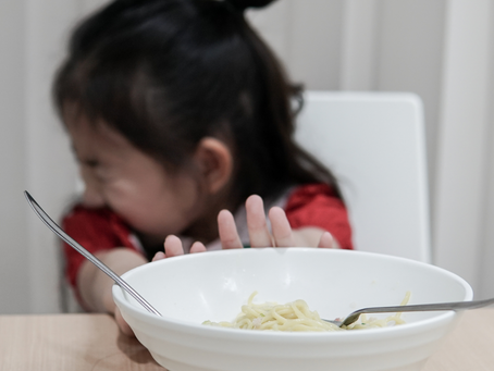 My Top Tips for Picky Eaters