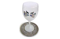 21.CRYSTAL KIDDUSH CUP