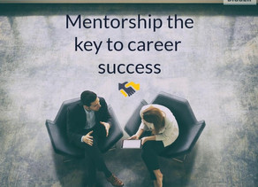 Mentorship the Key To Career Success