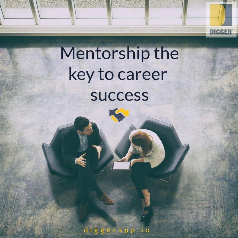 Mentorship the key to success