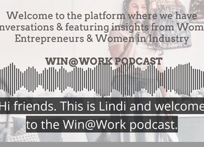 Introductory Episode of the The Win@Work Podcast