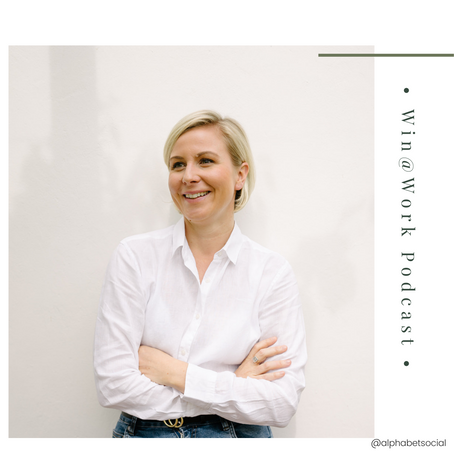 Digital can be more personal! A conversation with Leigh Tobin