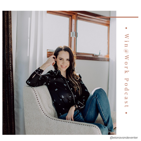 Girl, the bigger my Hair....the bigger my Confidence! A conversation with Elana van Deventer