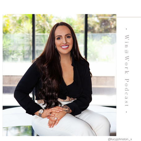 Money doesn't have to be that much of an obstacle! A conversation with Lucy Johnston.