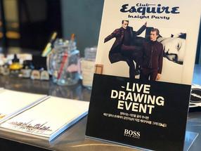 Hugo Boss x Esquire