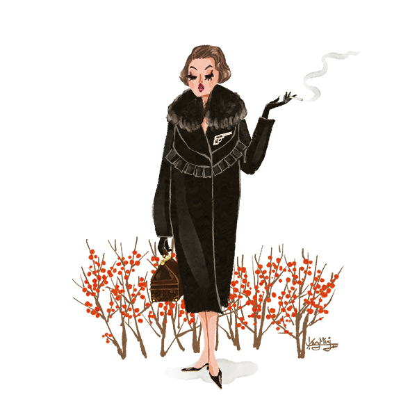 Ulyana Sergeenko FW Couture 2017