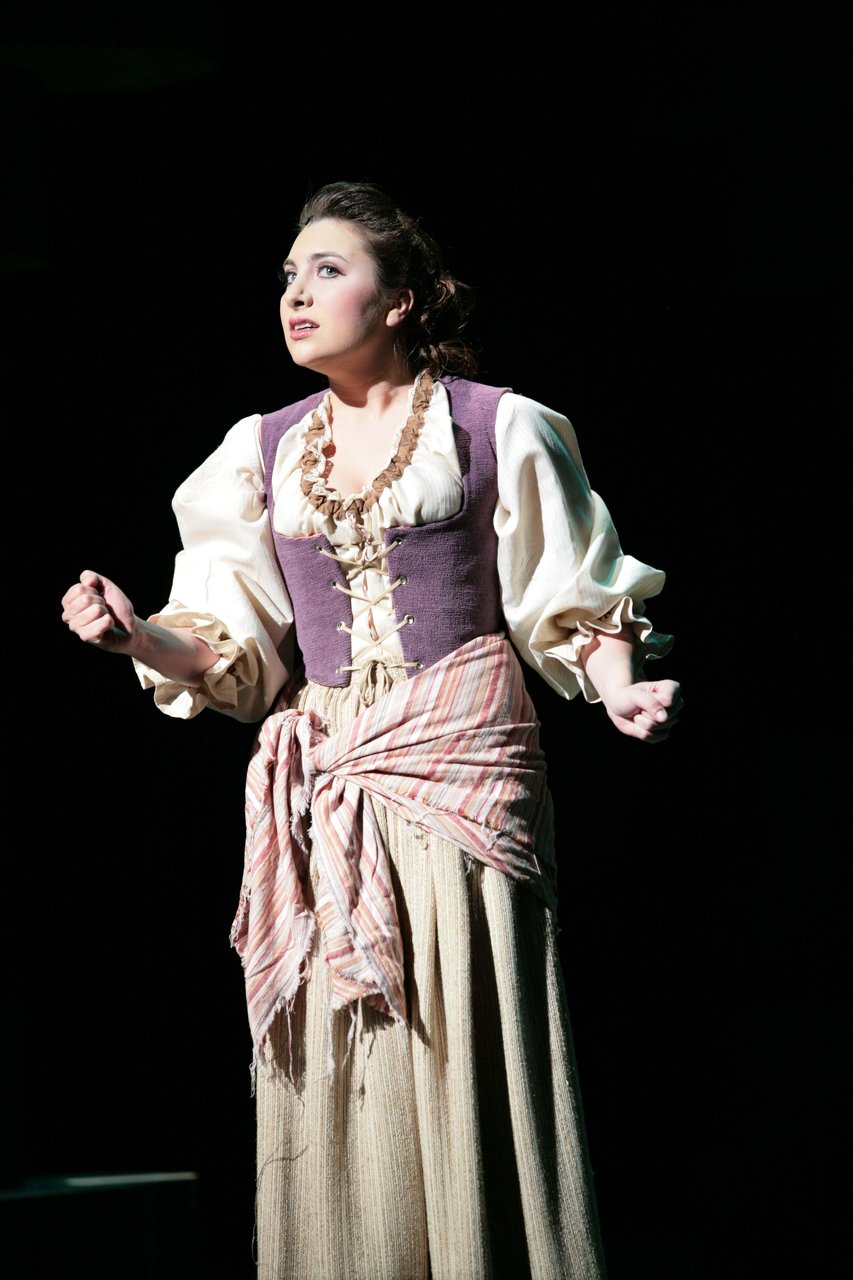 Baker's Wife, Into the Woods