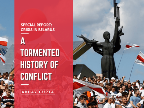 A Tormented History of Conflict