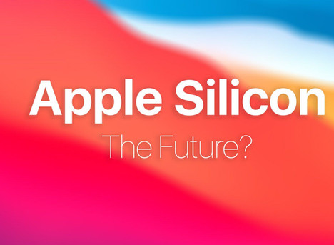 Apple Silicon will Change Society and You Should Worry