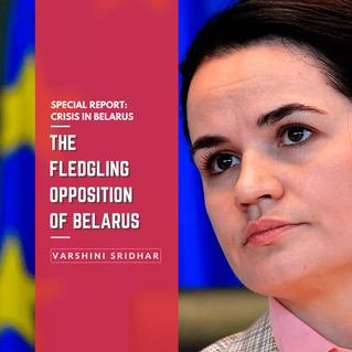 The Fledgling Opposition of Belarus